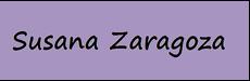 SUSANA ZARAGOZA QUIÑONERO